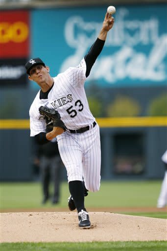 Seager, Vargas lead Mariners over Rockies 10-3