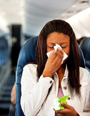 Holiday trips mean germs will be your travel companions.
