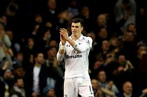 Spurs forward Bale lifts second PFA Player of the Year Award