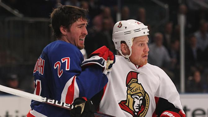 Ottawa Senators v New York Rangers - Game Seven