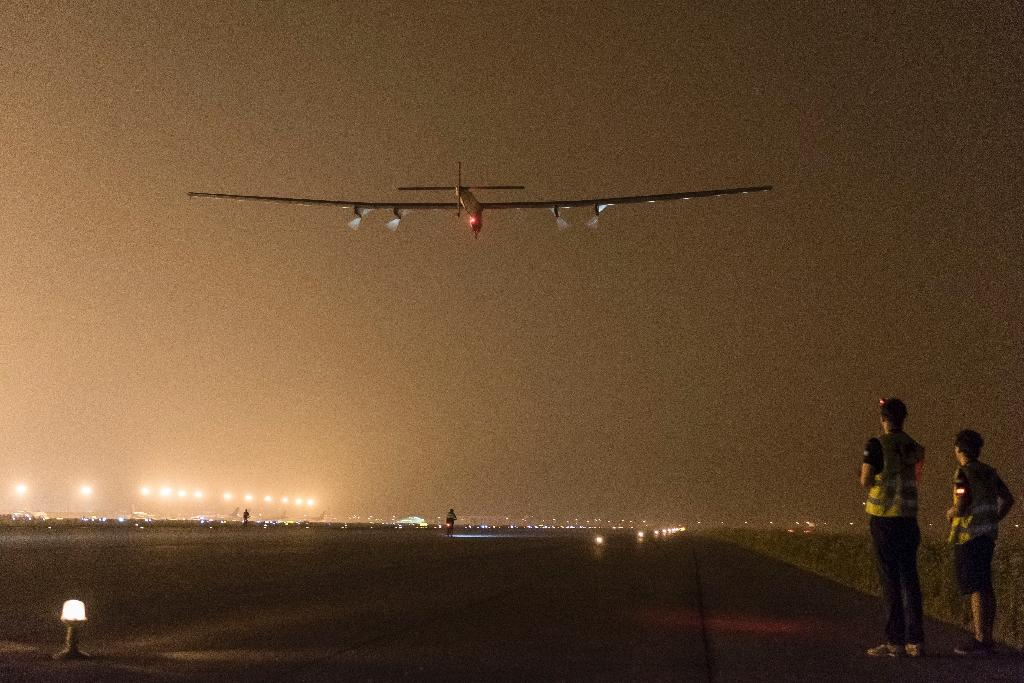 'This is not a race' says Solar Impulse co-founder