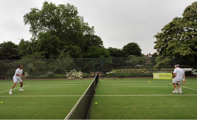 Tennis - Launch of the BNP Paribas Tennis Classic - The Hurlingham Club