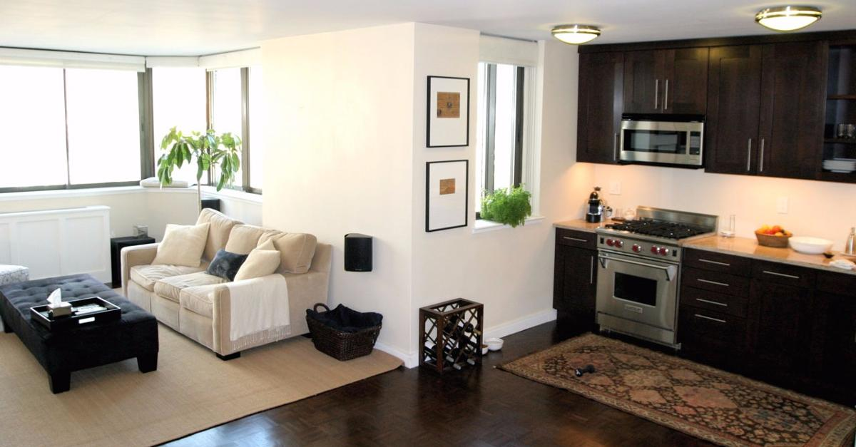 20 Awesome Small Apartment Designs