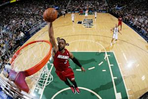 Heat's Wade unsure if he'll play in All-Star game