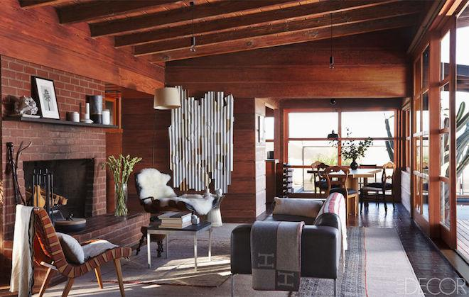 Midcentury Gems Spruce Up This Sweet 1940s L.A. Home