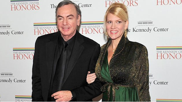 Neil Diamond Marries Mana …