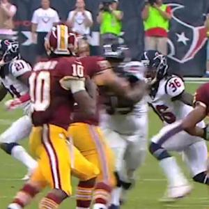 Behind the scenes of the Washington Redskins decision to bench quarterback Robert Griffin III