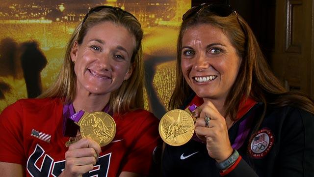 Beach volleyball champs say they deserve 'Best Ever' title