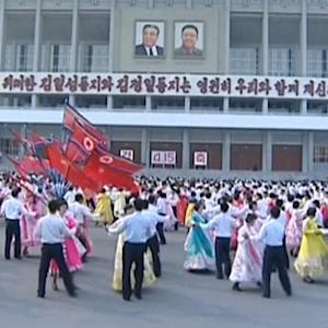 North Korea Celebrates Its Dead Leader's Birthday