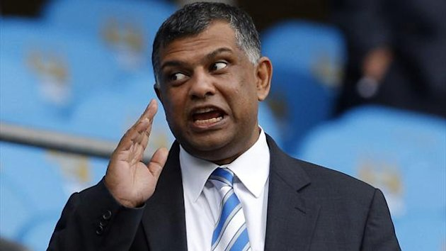 Queens Park Rangers&#39; chairman Tony Fernandes (Reuters)