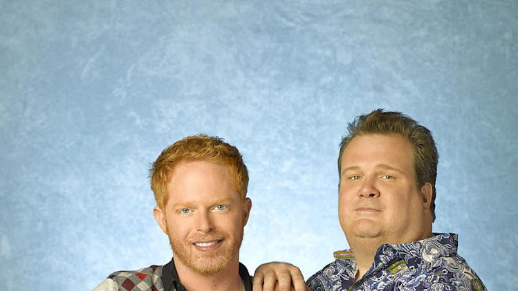 "The cast of ""Modern Family"""