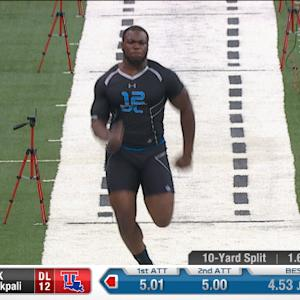 2014 Combine workout: IK Enemkpali