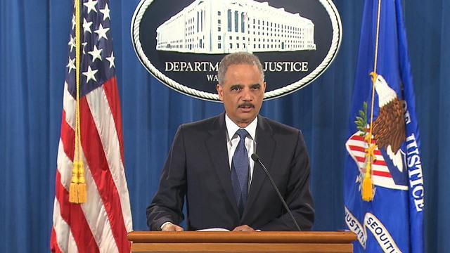 Eric Holder's legacy tied to fight for civil rights
