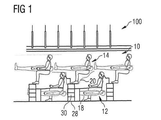 Yet Another Awful Design for Airline Seating