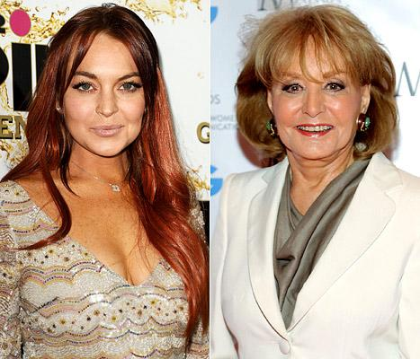 Lindsay Lohan Snubs Barbara Walters, Bails on 20/20 Interview