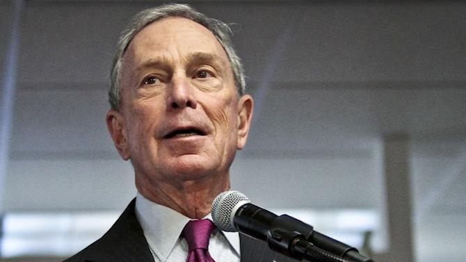 Michael Bloomberg Is Starting A Gun Control Organization To Take On The NRA