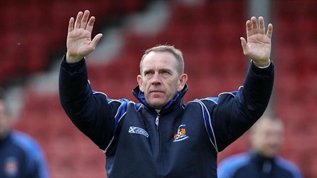 Kenny Shiels was dismissed after Killie finished ninth in the Clydesdale Bank Premier League