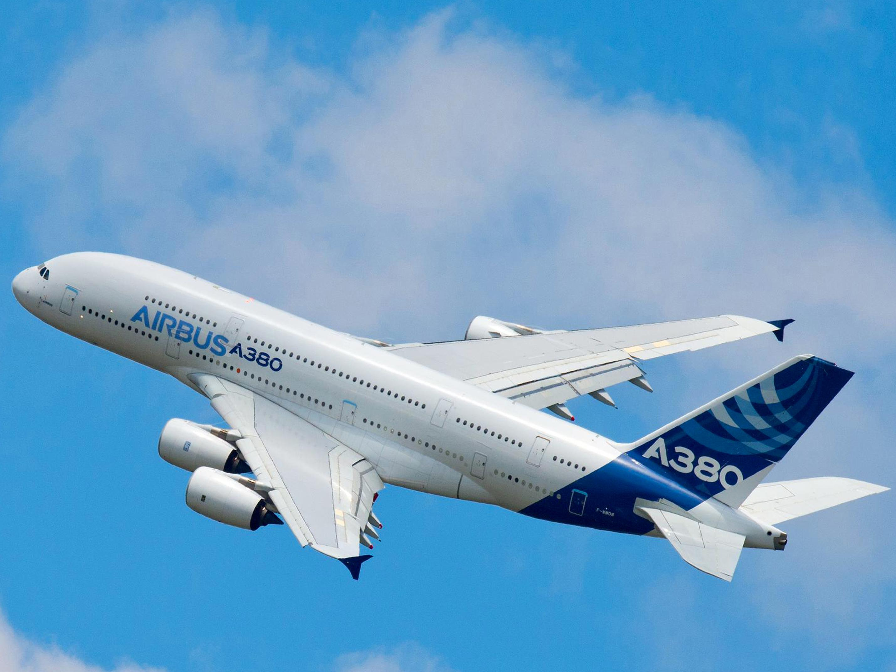 The Airbus A380 may finally have an American customer — and it's completely unexpected