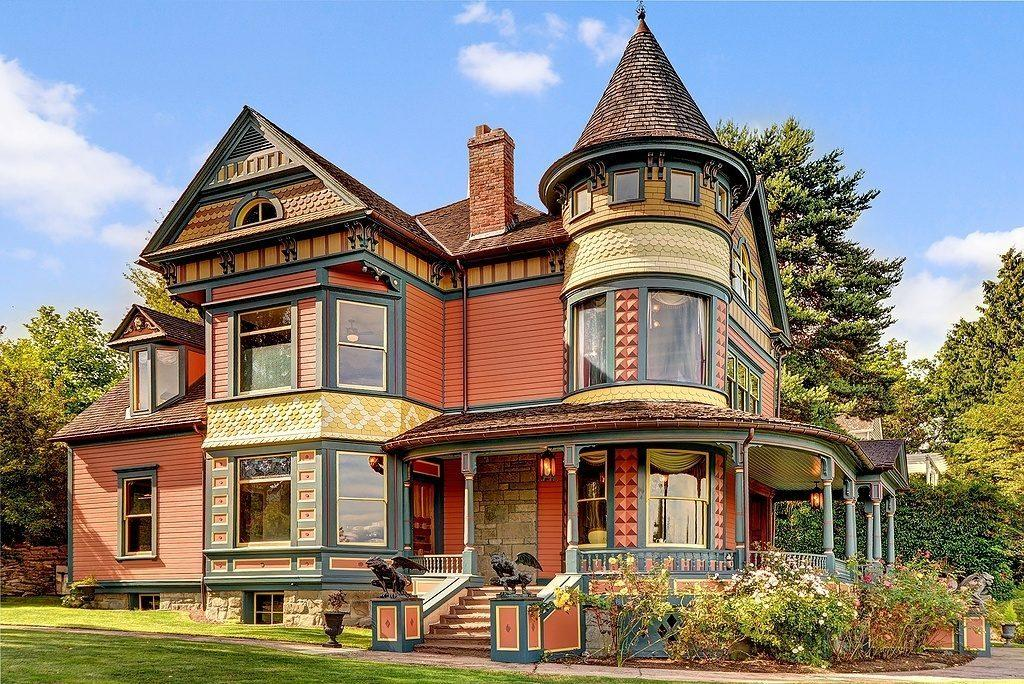 Historic Homes: 10 Historic Victorian Homes on the Market in Washington