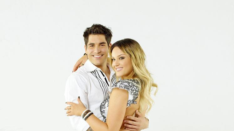 """Psycho"" Mike Catherwood teams with professional dancer Lacey Schwimmer on Season 12 of ""Dancing with the Stars."""