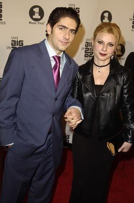 Michael Imperioli and wife Victoria VH-1 Big in 2002 Awards - 12/4/2002