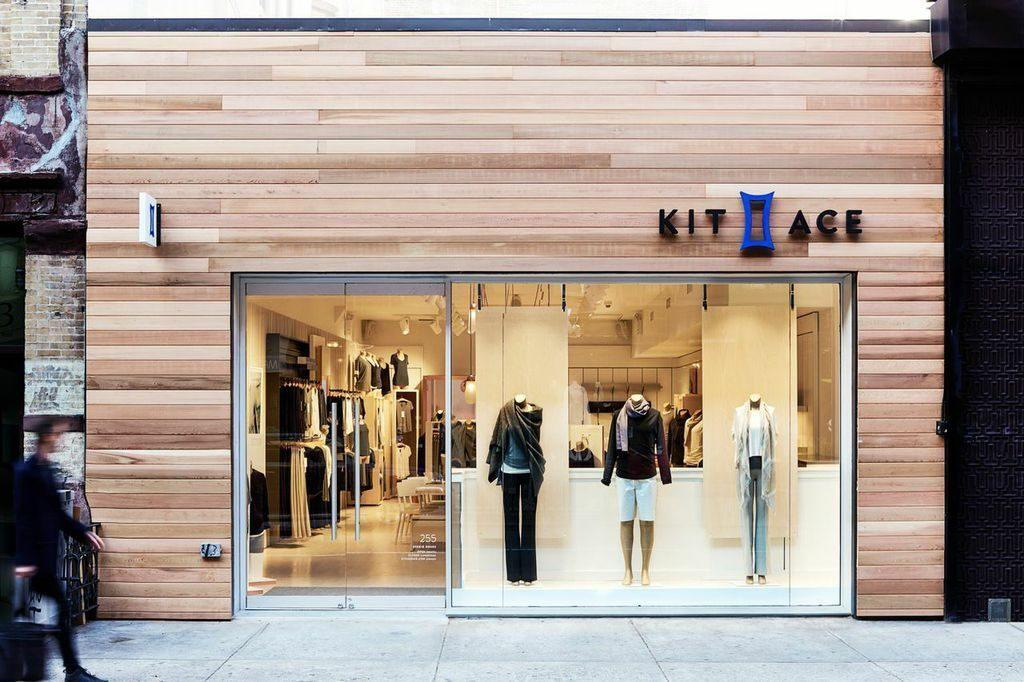 Now Open: Inside Kit & Ace, the Cashmere-Driven Store with Lululemon Ties
