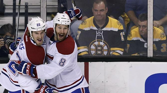 Rangers show respect to Habs on eve of East finals
