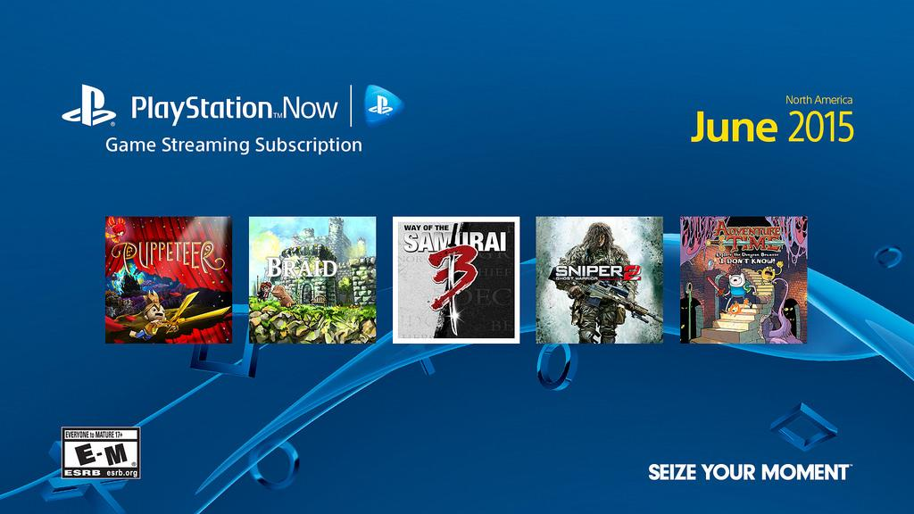 Braid, Puppeteer, Adventure Time Added to PlayStation Now