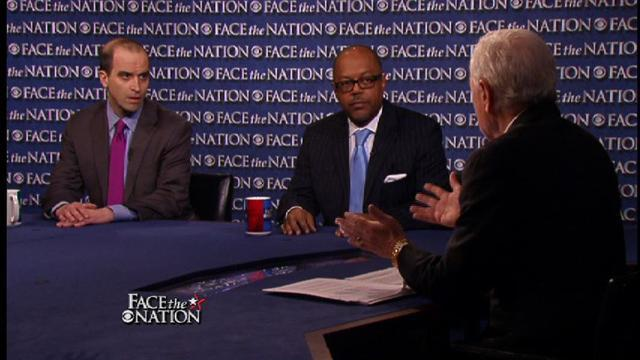Roundtable analyzes fate of Obama's nominees, agenda