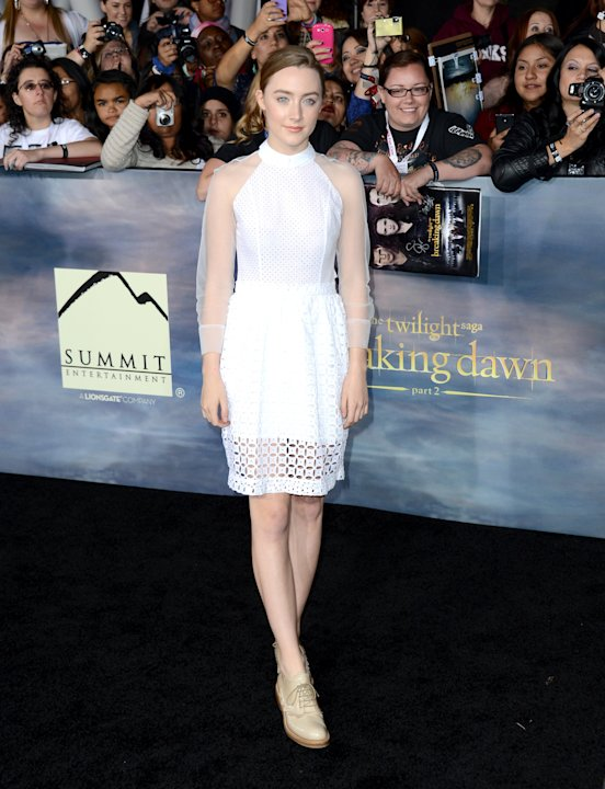 "Premiere Of Summit Entertainment's ""The Twilight Saga: Breaking Dawn - Part 2"" - Arrivals"
