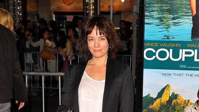 Couples Retreat LA Premiere 2009 Natasha Gregson Wagner