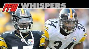 Wallace, Mendenhall nearing end with Steelers?