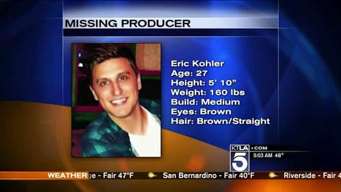 Family Asks for Help Locating Missing Hollywood Producer