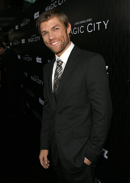 Liam McIntyre