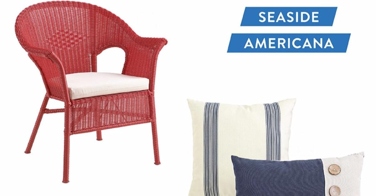 Get Inspired By Coastal New England With Pier 1