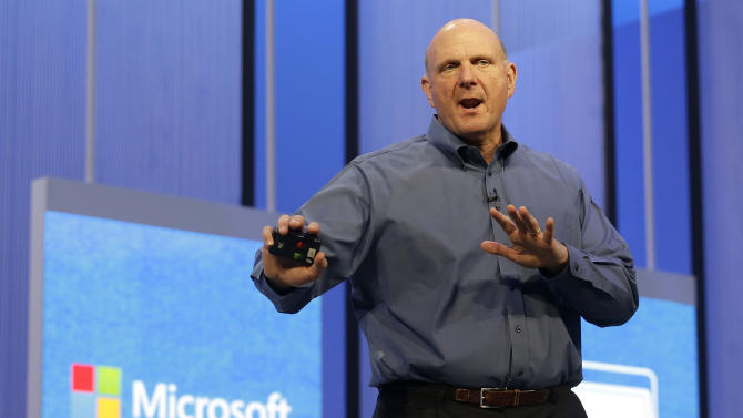 Microsoft tweaks Windows 8, blamed for PC slump