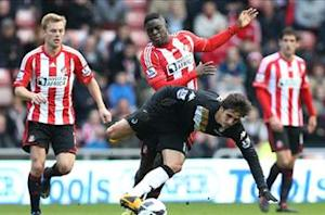 Sunderland 2-2 Fulham: Sessegnon secures a point for Black Cats
