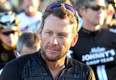 Lance Armstrong | Photo Credits: Gary Miller/FilmMagic