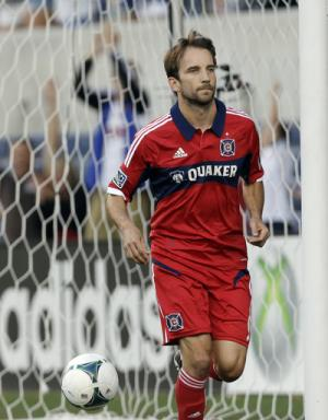 Fire, Sporting KC play to 1-1 tie