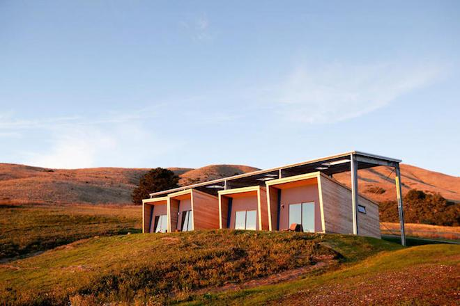 Eco-Friendly Tiny Houses for Writers Rise in NorCal Mountains