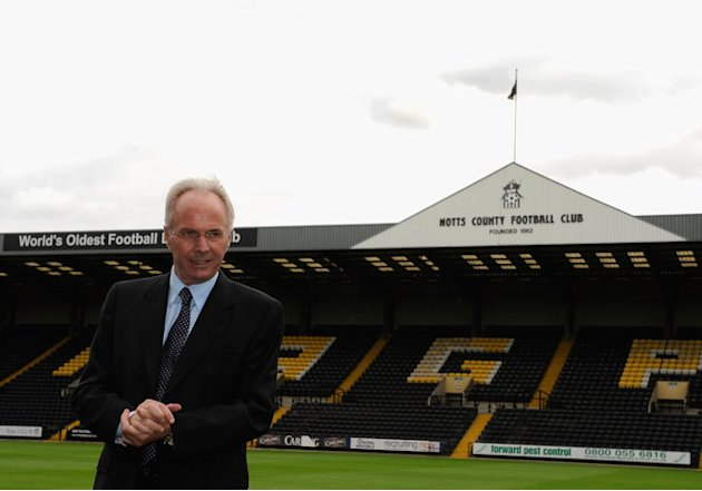 ) In 2012 The Notts County Football Club, The Oldest Of All The Football Clubs In The World, Will Celebrates 150 Years Getty Images
