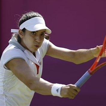 McHale loses to Ivanovic in 1st round of Olympics The Associated Press Getty Images Getty Images Getty Images Getty Images Getty Images Getty Images Getty Images Getty Images Getty Images Getty Images