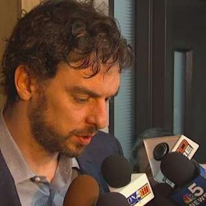 Postgame: Pau Gasol on Game 2