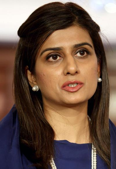 Is Bilawal Bhutto in love with Hina Rabbani Khar?