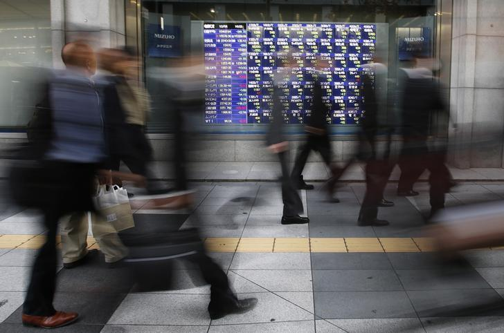 Asia shares stage patchy recovery but volatility seen staying high