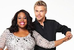 Derek Hough, Amber Riley | Photo Credits: Craig Sjodin/ABC
