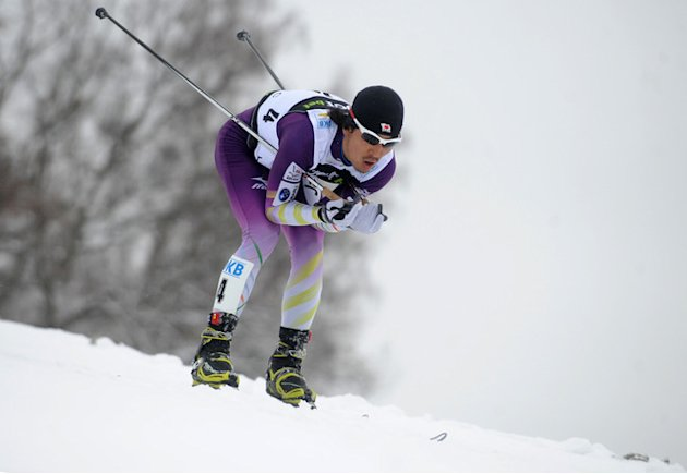 Akito Watabe Of Japan Competes AFP/Getty Images