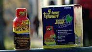 Michigan-based Living Essentials, LLC, says 5-Hour Energy is a compact-sized energy shot intended for busy adults.