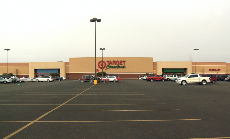 Target sales were disappointing in Q2