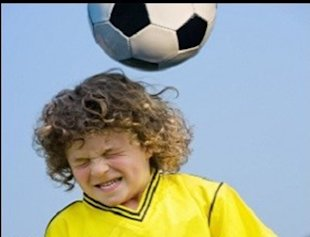 Soccer can cause brain damage